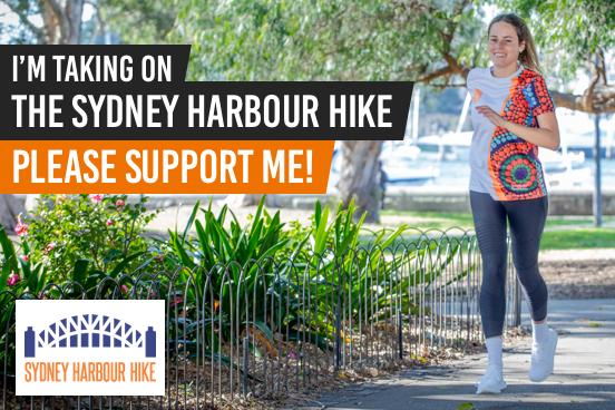 Sydney Harbour Hike - LinkedIn 2